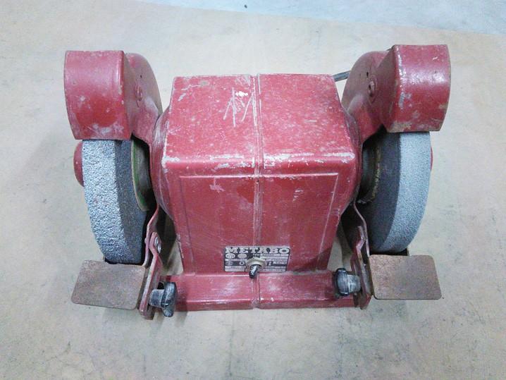 Mini Rover Classic SPI 1995 minifrogs Erbsle Werkzeug Schlkeifmaschien Stein grob fein metabo rot