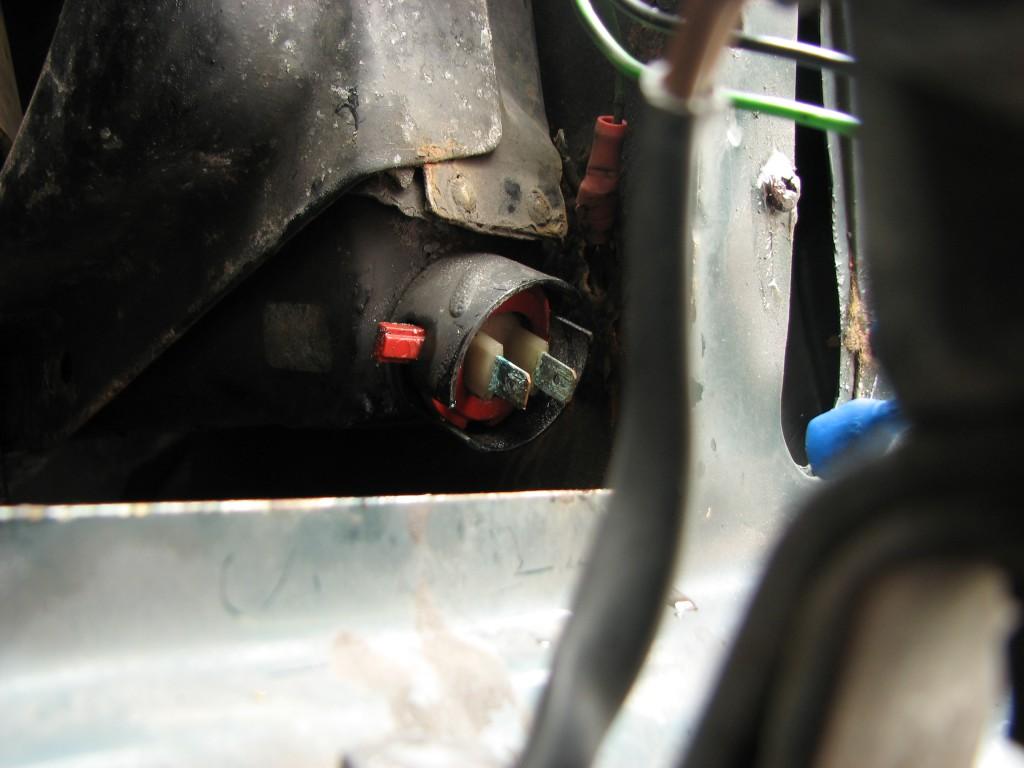 Mini Classic SPI 1995 minifrogs Erbsle Temperaturfühler Kühlflüssigkeit Bajonett