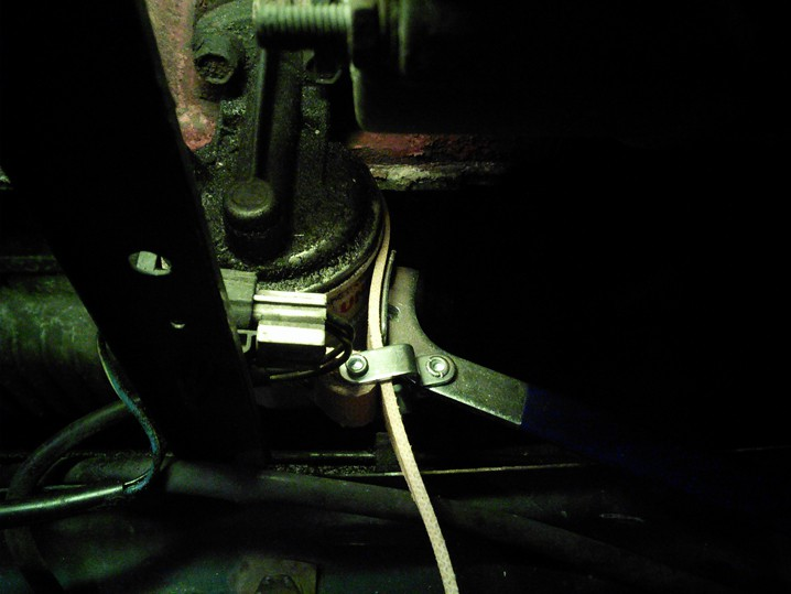 Mini Classic SPI 1995 minifrogs Erbsle Ölfilterschlüssel