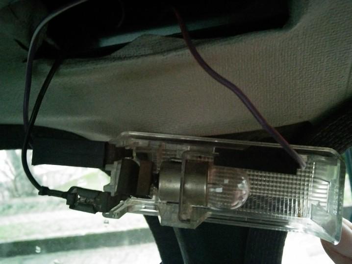 Mini Classic SPI 1995 minifrogs Erbsle Innenraumlampe