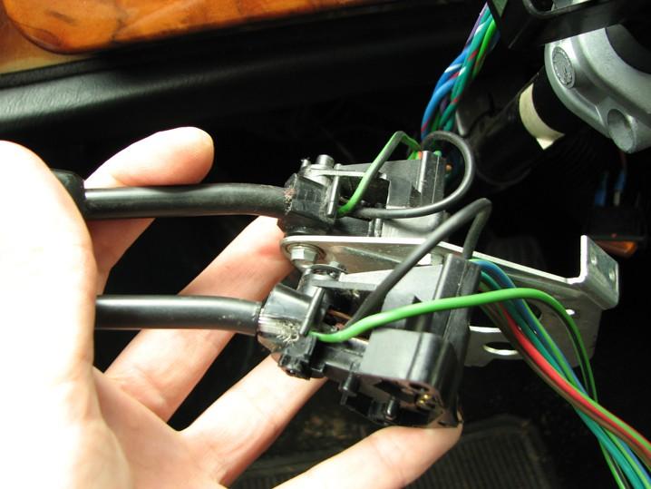 Mini Classic SPI 1995 minifrogs Erbsle Scheibenwischerhebel gebrichen und ganz